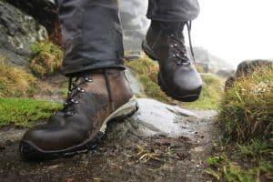Comparatif chaussures de randonnée pour la montagne en