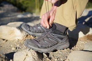 Comparatif chaussures de randonnée légères en août 2020